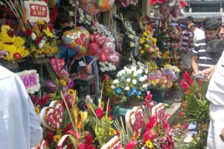 Estiman derrama de 365 mdp por venta de flores en Día del Amor