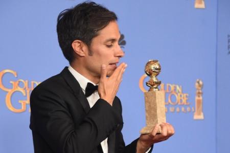 Gael García Bernal consigue su primer Globo de Oro