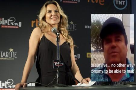 Empresas de Kate del Castillo podrían ser sancionadas