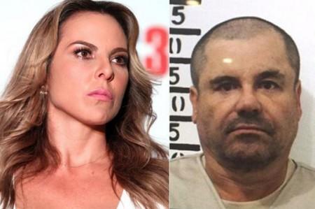 Sería divino ser socia de 'El Chapo': Kate del Castillo