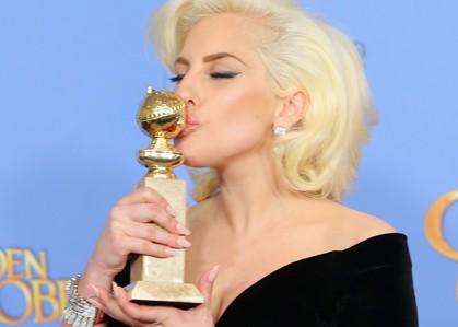 Lady Gaga se lleva Globo de Oro; lista de ganadores