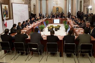 Secuestro disminuyó 27 por ciento en 2015: Osorio Chong