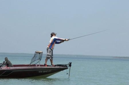 Pesca deportiva deja derrama económica en Tamaulipas