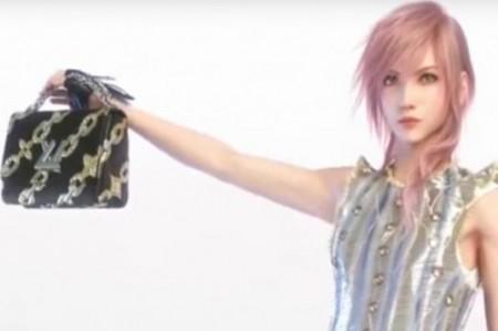 Protagonista de videojuego será la nueva modelo de Louis Vuitton: video