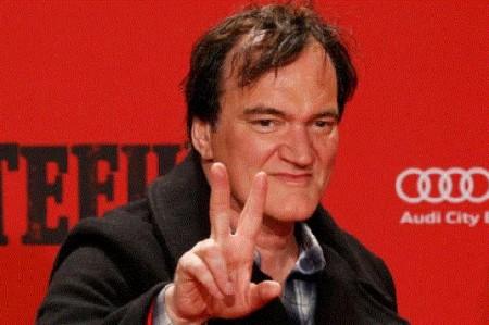Quentin Tarantino viene a México