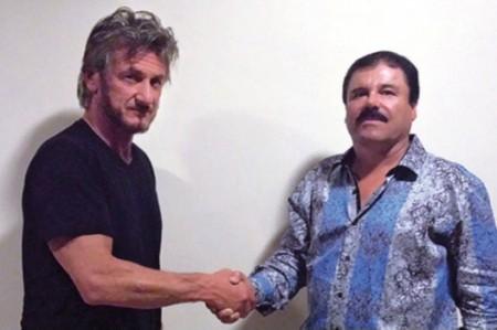 México buscará examinar al actor Sean Penn sobre encuentro con 'El Chapo'