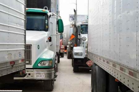 Tráfico pesado pasará por puente Reynosa-Mission