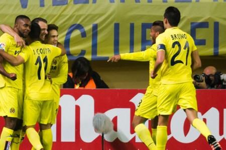 Villarreal vence 1-0 a Granada