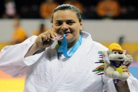 Vanessa Zambotti busca puntos para calificar a Río 2016