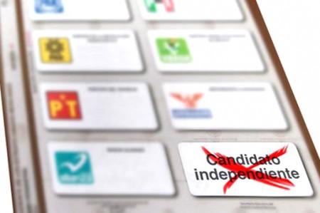 Buscan candidaturas 'independientes' 91 personas en Veracruz