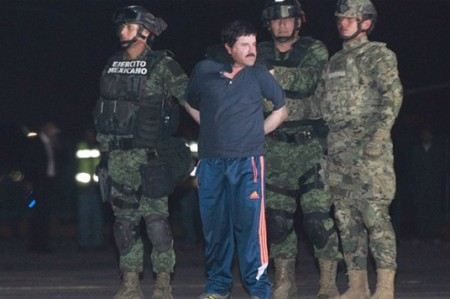 Antes de extradición, 'El Chapo' debe ser juzgado en México: Zambrano