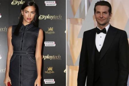 Aseguran que Irina Shayk y Bradley Cooper terminaron