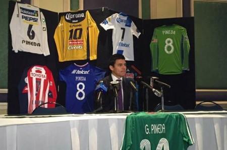 Gonzalo Pineda anuncia su retiro