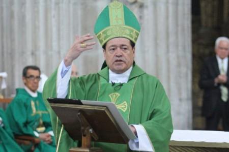 El Papa confirmó la fe del pueblo mexicano, destaca Rivera Carrera