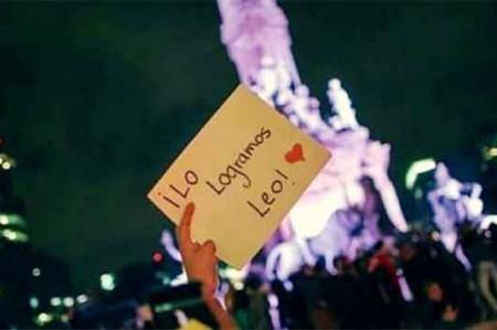 Regios, tapatíos y capitalinos celebran el Óscar de DiCaprio; fotos y video