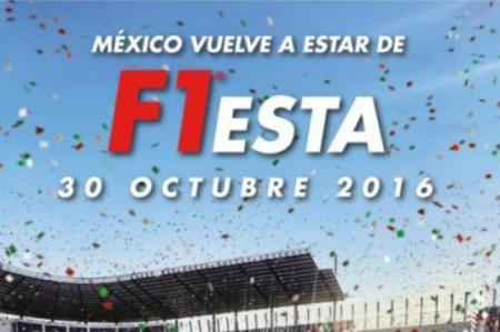 Confirmada la fecha de venta de boletos para GP de México