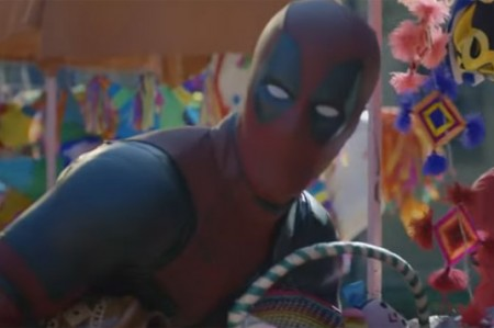 'Deadpool' en comercial de galletas