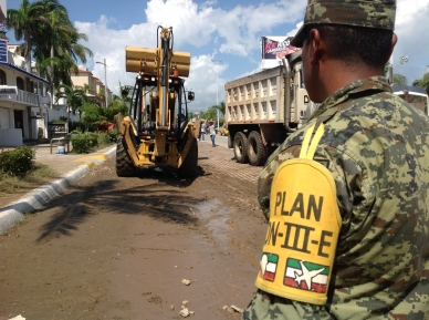 Maquilas de Reynosa resaltan labor del Ejército