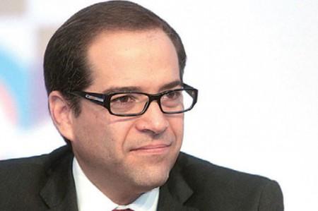 Ignacio Peralta asume gubernatura de Colima