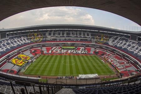 Inician remodelaciones en el estadio Azteca