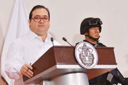 Javier Duarte alega inocencia en supuesto mal uso de recursos