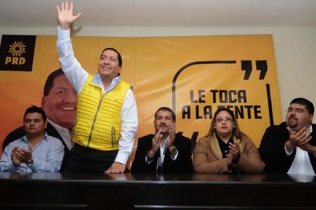 Los jóvenes siempre serán aliados de mi gobierno:  Jorge Valdez