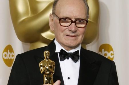 Ennio Morricone se lleva el Óscar a mejor banda sonora