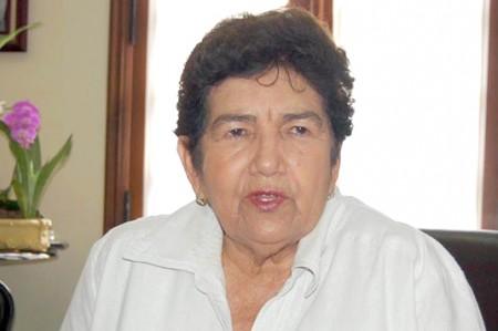 Magdalena Peraza será la candidata del PRI en Tampico