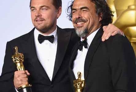 'El Negro' Iñárritu hace historia en Hollywood