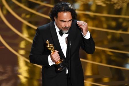 'El Negro' la vuelve a hacer; consigue otro Óscar