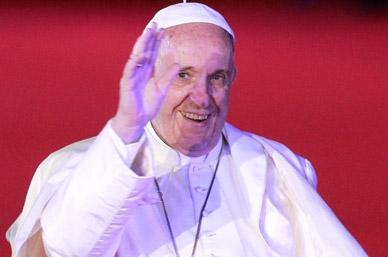 Papa agradece por viaje a México con visita a la Virgen en Roma