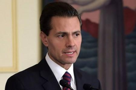 EPN informa al Senado de viaje a Washington