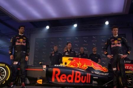 México tiene el mejor ambiente en Fórmula 1: escudería Red Bull