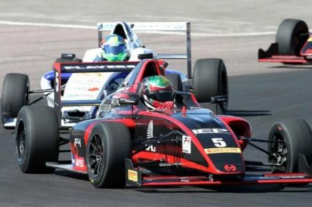 F4 será telonera del Gran Premio de México