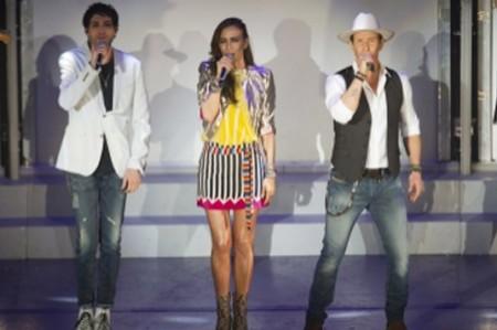 Sasha, Benny y Erik presentan 'Lo siento' con Pepe Aguilar