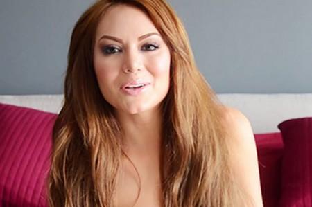 Vivian Cepeda, en la dulce espera