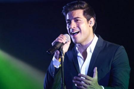 Carlos Rivera regala noche de homenaje a compositores