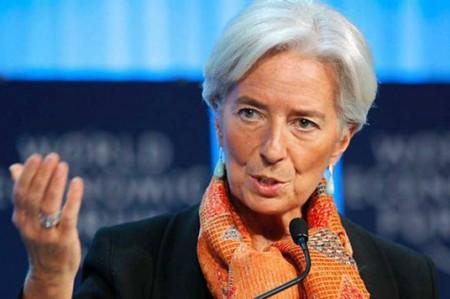 Nominan a Christine Lagarde para nuevo periodo al frente del FMI