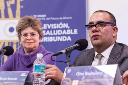 No tengo tiempo ni talante para 'cortar cabezas': director de TV UNAM