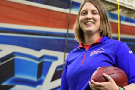 NFL se compromete con las mujeres