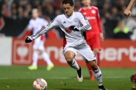 Leverkusen consigue victoria ante el Darmstadt sin 'Chicharito'