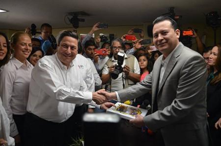 Listos los primeros registros a la gubernatura de Tamaulipas