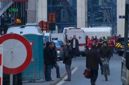 Bruselas arresta a seis sospechosos de atentados
