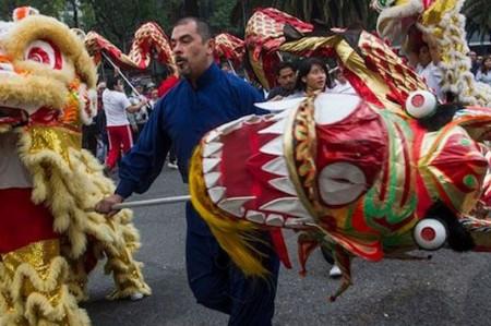 Celebran Día de la Cultura China con danza, música y gastronomía