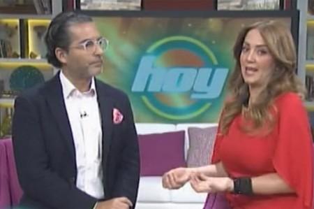 Critican en redes a Araiza y Legarreta por hablar del 'Hoy No Circula'