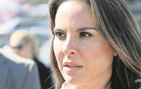 Defensa de Kate del Castillo presenta nuevo juicio de amparo