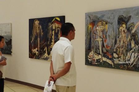 Parque Cultural Reynosa invita a expos artísticas
