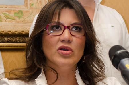 Elba Esther Gordillo despide a su hija Mónica Arriola