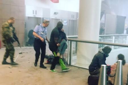 Supervivientes de atentado podrán visitar aeropuerto de Bruselas