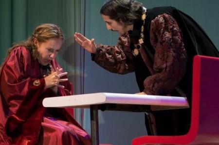 'Ella en Shakespeare', retrato de la violencia contra las mujeres